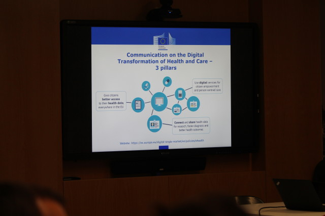 electronic health record exchange format ehealth action