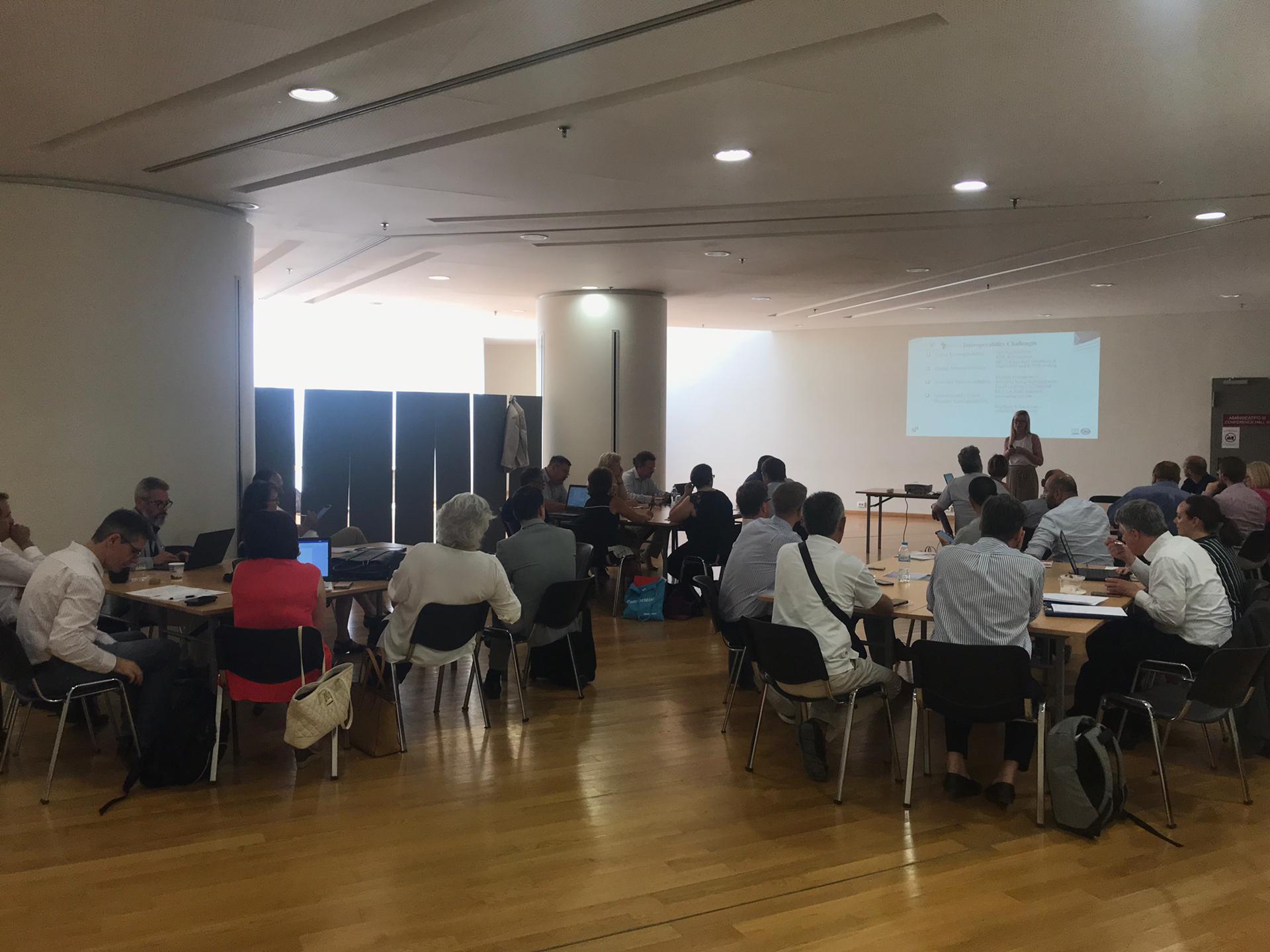 imagem do post do 1st eHAction Interoperability Workshop for Hospital CΙOs and CΕOs