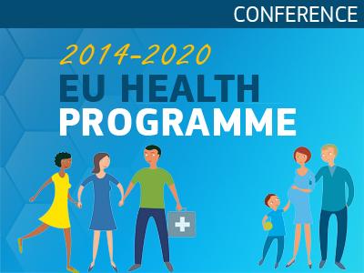 imagem do sobre do 1223EU Health Programme High Level Conference