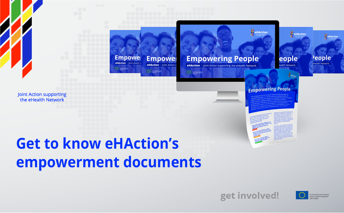 eHAction continues to work on People Empowerment New